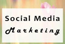 Social Media Marketing / Social Media Marketing, tips, plan, strategy, instagram, facebook, pinterest