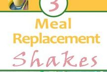 Meal Replacement Shakes For Weight Loss / Protein shakes, rePlace vegan shakes, shake recipes, smoothies for weight loss