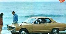 My History / かつての所有車たち