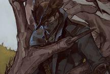 Bloodborne / Game