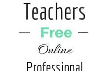 Teaching with technology resources. / Teachers should use pinterest and other websites to find resources that will help them.