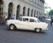 Oldtimer Reisen Kuba / Kuba im Oldtimer bereisen. Eine Zeitreise...