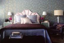 Bedrooms / by Erin Williamson