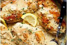 Eat: Main Dishes Chicken / chicken main meals chicken dinner