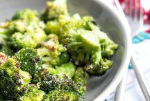 Eat: Sides/Salads / vegetables, veggies, salads, slaw, side dishes