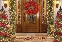 holiday decorating / by Pam Stefanak