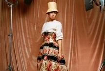Moscow Style / Russion Fashion Style