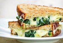 Feelin' Grilled Cheesy / Grilled cheese sandwiches are not just made from American cheese and white bread. It's time to get creative with this simple American favorite.  / by Southeast Dairy