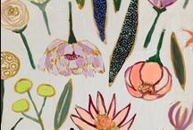Flowers & birds / by Lucinda Harris