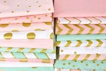 fabric love. / by Candice Dokkebakken