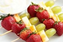 Back to School, Time to Fuel! / Easy, grab-and-go breakfast and snack ideas for back to school!
