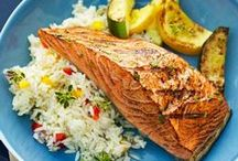 Eat: Main Dishes Seafood