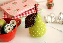 Sewing: Projects / fun sewing, gifts, snack bags, totes, ironing board covers, zipper bags, makeup bags, pouches, cute