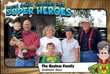 June Dairy Month, Dairy Packs Power / by Southeast Dairy
