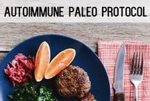 Paleo/AIP / Auto immune protocol and paleo diet recipes and information.