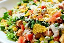 Salads / by Megan Hoover
