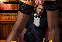 The Dean's List / Captivating, compelling and controversial. The Dean's List sits on the precipice between contemporary and steamy romance.  / by Kelly Collins Author