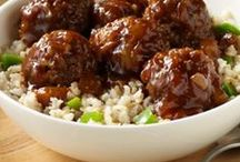 Eat: Main Dishes Ground beef