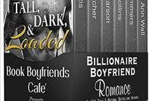 Tall, Dark, and Loaded / 6 Romance Novellas Tall, Dark and Loaded Available as a boxed set for a limited time - on pre-order sale now.  Relax from holiday excitement with your favorite book boyfriend - the billionaire! Book Boyfriends Cafe is proud to bring you 6 romance novellas from USA Today, national bestselling, and award-winning authors. Hot enough to keep you warm; romantic enough to make you sigh.  / by Kelly Collins Author