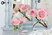 Cottage ~ Blue Rose / Happy pinning.. no limits.. no blocking..❤️