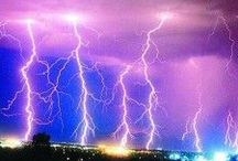 Thunderstorms & Lightening
