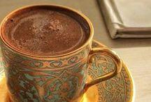 Coffee & Tea / Coffee, Turkish coffee, Greek coffee, Cappuccino, Tea, Green Tea, cookies, Tea cookies, Etc