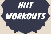 HIIT Workouts / HIIT workout routines, cardio workouts
