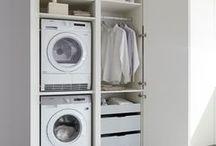 Laundry rom