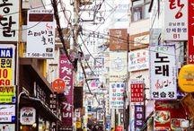 Korea Japan Country