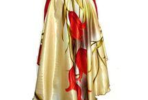 Tango skirt & Dress