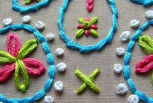 * Broderie *