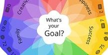 iGoalCard / iGoalCard-Moble app. A new way to tap into your goals and easily achieve them.