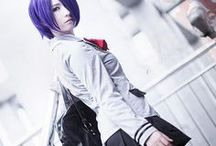 Tokyo Ghoul Cospayls
