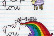 Unicorns / All things unicorn