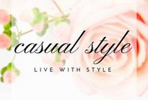 Casual Style / S A G E | women's clothes, fashion blogger, casual style, accessories, trendy fashion, classic look, shoes, purses, and more.