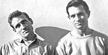 Kerouac and co / Kerouac, Cassady, Ginsberg, Burroughs, and more ....