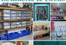 Home Storage Solutions 101 / The best of the Home Storage Solutions 101 site, with articles and ideas about home organization, decluttering, home organizing products and storage solutions for every room and activity in your home.