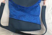 Taschen nähen / Ideen zu Schnittmustern für Taschen