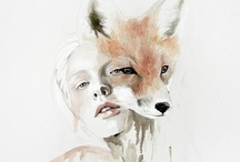 Fox / by Jacqueline Sampson