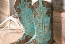 Turquoise / by Sherry Roberts