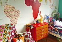 Kid Rooms / by Whittlee Hamblin