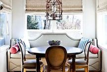 Dining Room / by Whittlee Hamblin
