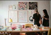 Craft Room /    / by Whittlee Hamblin
