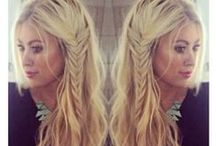 hair & beauty / by Kylie Beggs