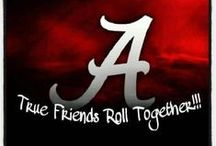 Roll Tide! / by Kimberly Messer