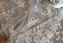 Lovely Lace / Love all kinds of lacey things.