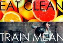 Eat Clean & Get Lean / Educational Tips/Charts/Guidance for those of us who want to eat clean & get lean but can't hire a personal chef & trainer. / by Bajan PhD