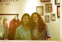 LOVE. Japan / At Frank & Eileen, we are lucky enough to find some of our loyalest (and loveliest) supporters in Japan!