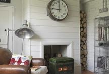 Fireplace / by Whittlee Hamblin