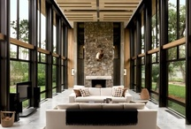 Spaces, Cool Interiors, Details / by Peter Rabitz